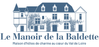Manoir de la Baldette, Bed & Breakfast в Женеве между Сомюром и Анже