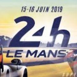 24 H Auto Le Mans 2019